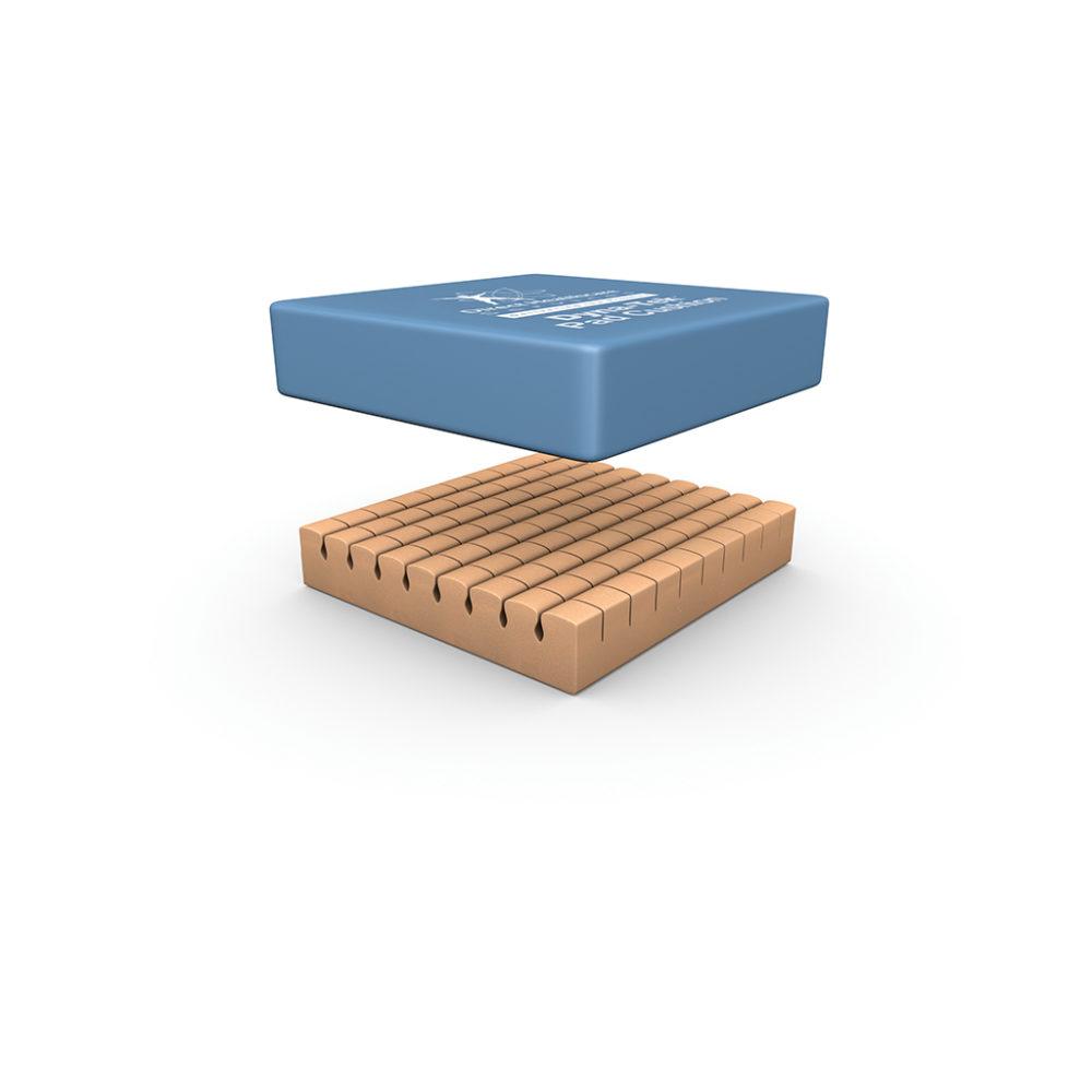 Dyna-Tek® Pad Sittdyna